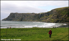 Skye Trip - Beautiful Talisker Bay (Dysartian) Tags: uk scotland surf waves isleofskye fife britain cliffs mags kirkcaldy dysart highlandsandislands taliskerbay upsidedownwaterfall dysartian britishseascapes photographybydysartian