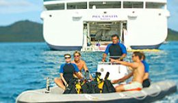 Gauguin watersports marina