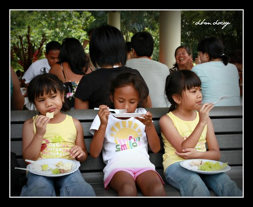 Hungry kids