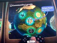 LBP Bonus levels on world