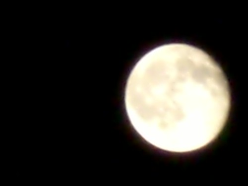 Moon tonight