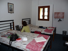 Penang Aug 09 - 12 Hutton Lodge, twin beds room