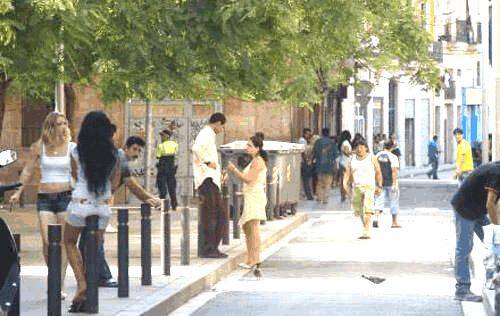 prostitutas del siglo xvi prostitutas raval barcelona