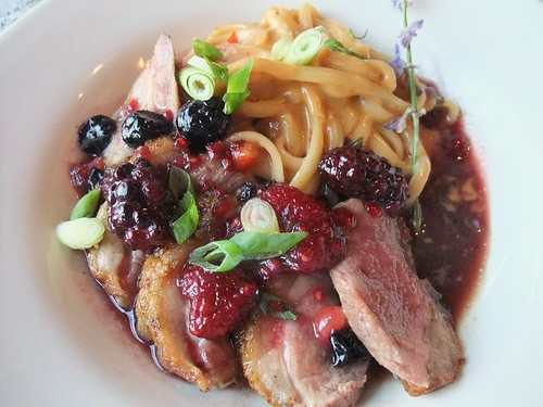 Peanut Butter & Jelly Duck from Black Creek Bistro