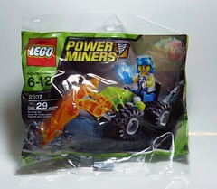 8907 Power Miners Set