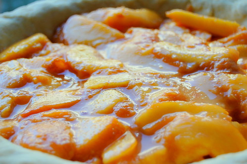 (Not so) Perfect Peach Pie