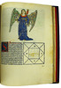 Coloured woodcut illustration in Johannes Angelus: Astrolabium