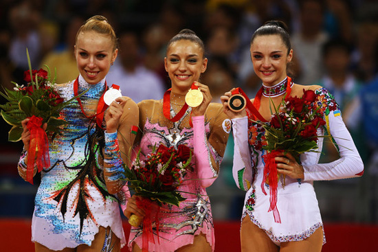 Gymnastics-Gold Medallist Evgeniya Kanaeva' Beautiful Photos - beautiful girls