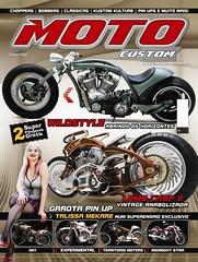 Moto Custom Magazine #edition 4 (Mariana Janeiro) Tags: up published pin capa cover moto custom pinup maganize pinuptatuada revistamotocustom pinuploira motocustommaganize revistacompinup
