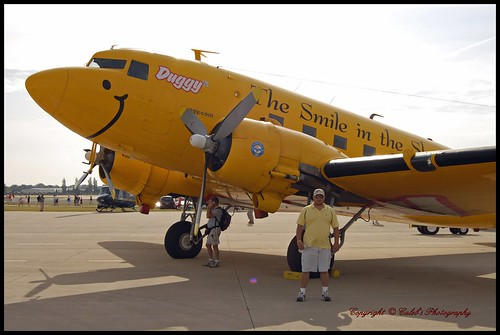 Benji and Duggy - The SMILE in the Sky KOSH N1XP