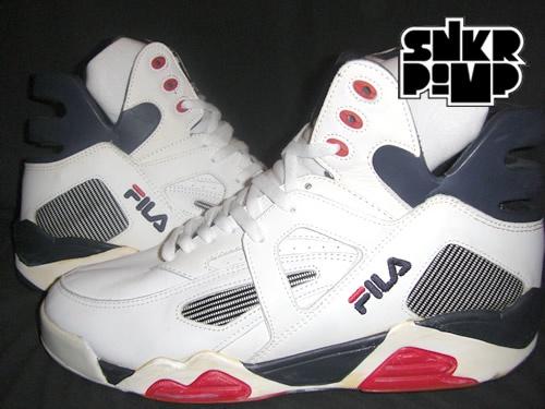 Кроссовки для баскетбола FILA - Topball ru