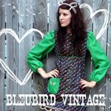 Bleubird Vintage Ad
