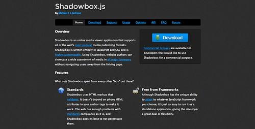 Shadowbox.js