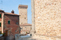 Lucignano, Tuscany, 28 Sept. 2009