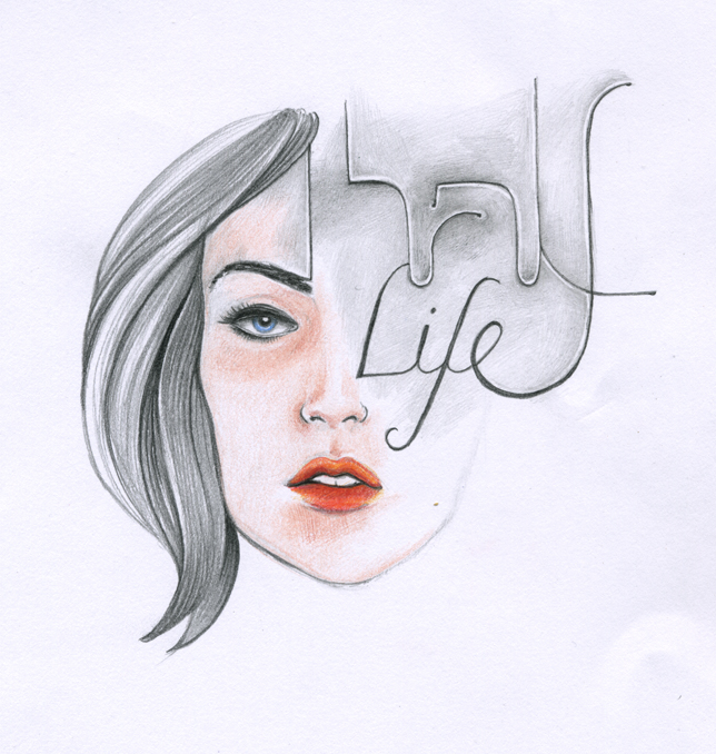 Half Life - by Laura Serra