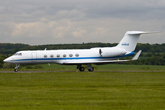 N95AE - 562 - Private - Gulfstrem V - Luton - 090516 - Steven Gray - IMG_2604