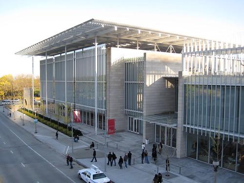 mistral writer new modern wing art institute of chicago