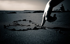wrote love ([V1V1]) Tags: sea