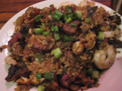 Day 3 - Coops - Special Jambalaya
