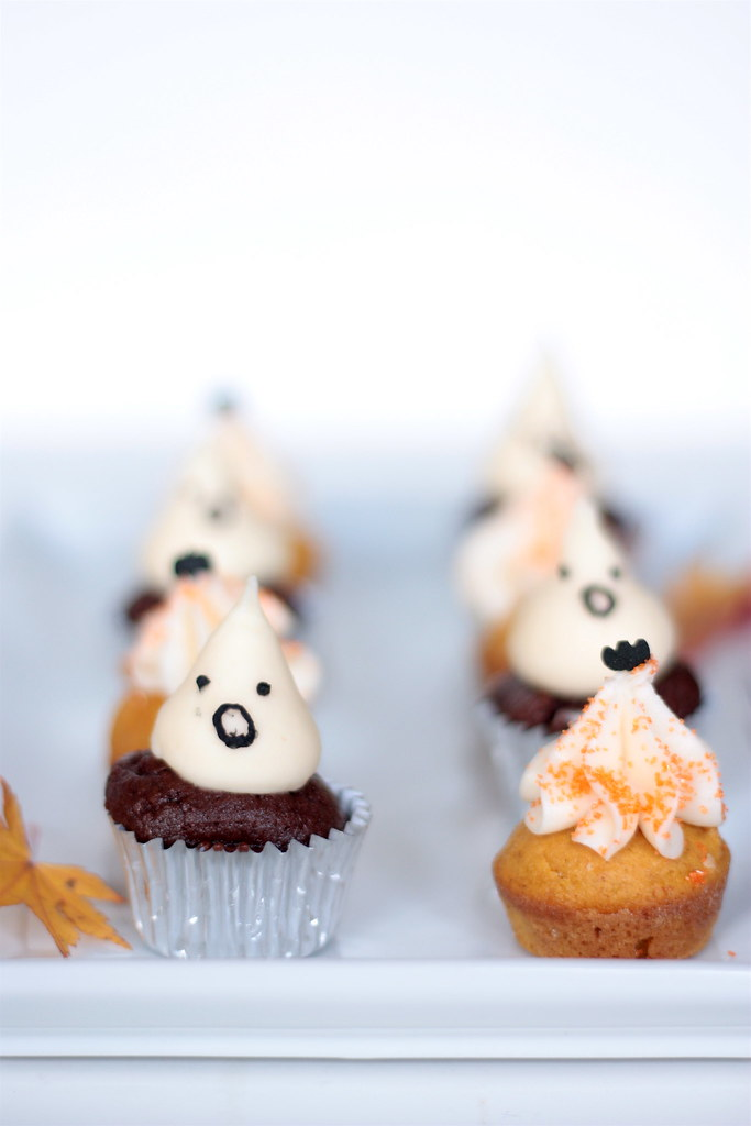 Halloween Cupcakes [close]