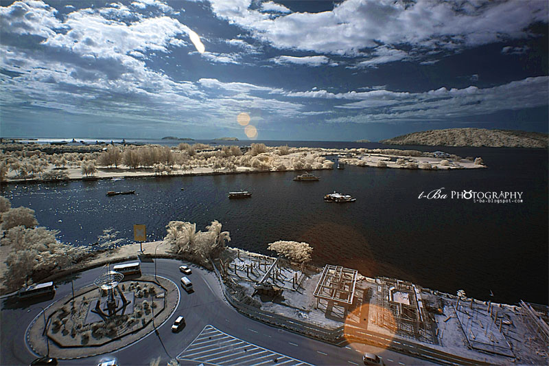 Sutera Harbour - (Infrared)