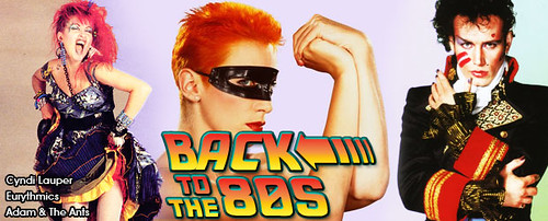 VidZone Back To The 80s