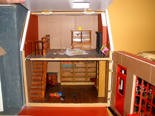 Maaria's dollhouse (one of many)