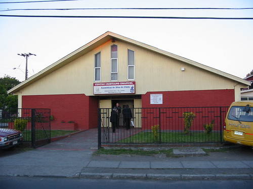 Finished building in San Pedro