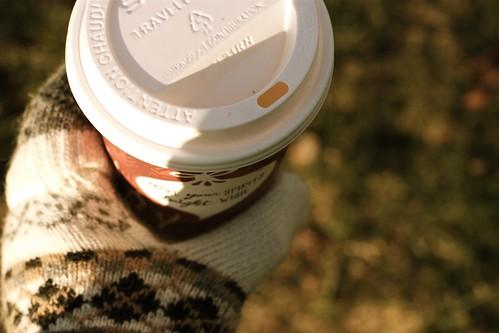latte & mittens