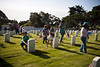 MDFP-48 (ASHCROFT54) Tags: california cemetery photoshop canon sandiego sigma boyscouts patriotic event burial tradition girlscouts memorialday lightroom pointloma 1882 2470mm fortrosecransnationalcemetery americantradition 40d militarygraveyard payingourrespects topazdenoise flagplanting