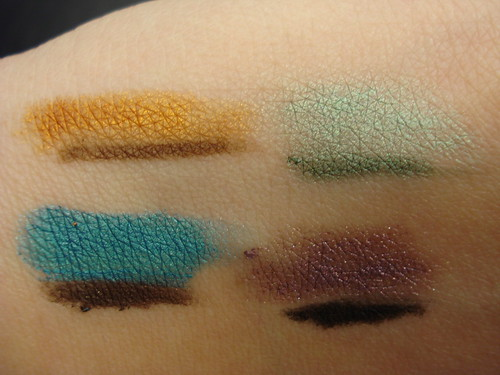 Mary Kay Swatches - Summer  2011