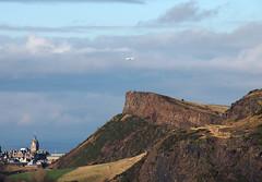 View from Craigmillar Castle Edinburgh (cmax211) Tags: blurred mediumquality view craigmillar castle edinburgh scotland