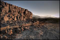 Zabriskie Point, Death Valley, California (Rajesh Vijayarajan Photography) Tags: california sunshine dawn haze glow deathvalley hazy zabriskiepoint hdr deathvalleynationalpark nikond80 earlyrays rajeshvijayarajan rajeshvijayarajanphotography rajeshvj rajeshonflickr