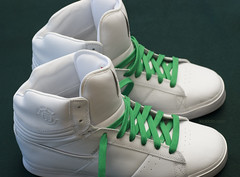 element omahigh (kikfoto) Tags: white green shoe clean sneaker element boxfresh greenlaces omahigh