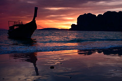 Railay West Sunset