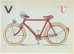 v vélo
