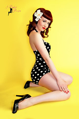 redhead pinup girl (Pussycat Pinup Photography) Tags: california classic modern magazine photography photo model glamour lasvegas gorgeous makeup photographers pic hollywood bridal hairstyle pinup brea tustin fountainvalley pinupgirls photographyvintage boudoirpinup