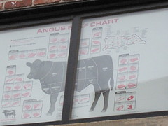 abattoir chophouse - the window shade