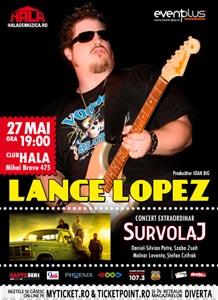 Concert Lance Lopez