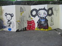 Molyx (Quinn 68) Tags: pencil ink drawing quinn moleskin molyexchange
