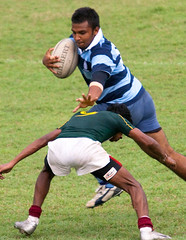 Rugby : Wesley beat Anthony's to earn second win