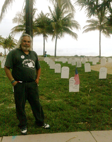 veterans for peace south beach memorial day