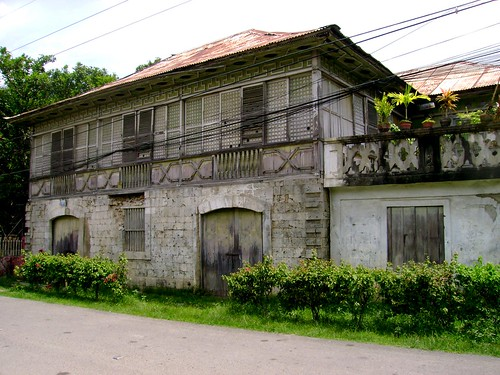 Houses in the Philippines