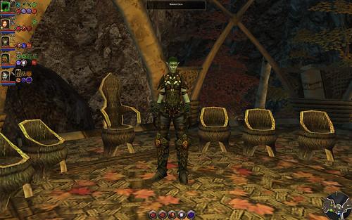 Warden Celia BW