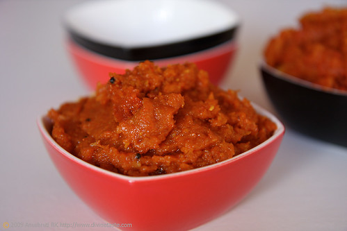 Sweet & Spicy Mango Chutney