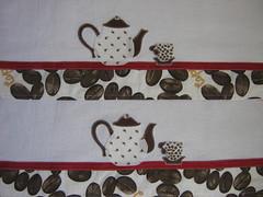Panos Pratos. Olha o cafzinho. Encomenda Pronta! (coisas_da_Li) Tags: caf pano prato cozinha xcara bule aplicao encomenda patchcolagem