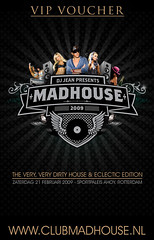 Madhouse VIP Voucher (FridayMedia) Tags: vip voucher madhouse