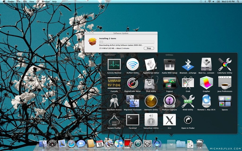 Mac OS X Snow Leopard 10A380 Part 2 Screenshots 42