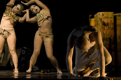 la voce del corpo. ready made butoh (sa.tristiano) Tags: painting teatro dance theatre danza readymade dada fontana duchamp butoh dipinto surreale urinatoio grottesco alessandromottadelli