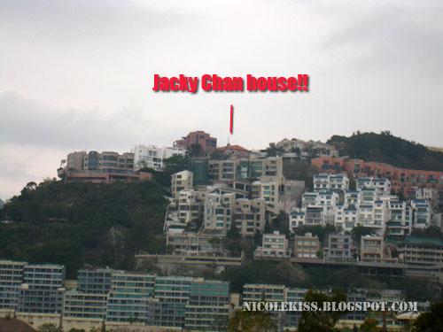 jacky chan house in qian shui wan